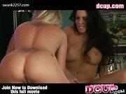 Big Tit Lesbians Using Sex Toys