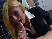 Sexy Milf in Office Attire Makes My Dick Hard
