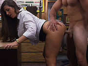 Andrea Had A Nice Tight Shaved Pussy
