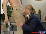 Skinny Russian Fucking Mature Police Woman