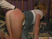 Spanking for two