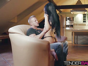 Anna Rosa wanted an afternoon of sweet and sensual sex