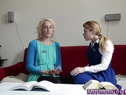 Les mormon teen climaxes