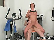 Coach gives workout and fuck