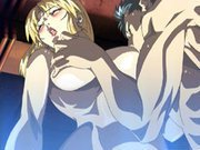 Blonde hentai with bigtits in ritual sex party
