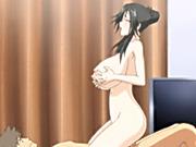 Bigboobs hentai girl hot riding dick