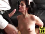 Mature Montse Swinger enjoys getting drilled mercilessly