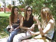 Lexi, Breeana and Tiffany Part 1