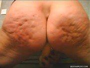 Perfect Body Eva Swallows A Hot Load