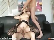 Valentina Nappi Doppia Pompa