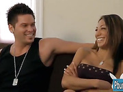 Tiana and guy want to spice up sexlife