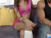 Young Babysitter Ariana Fox part 1