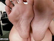 The Ultimate Foot-Teaser
