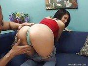 Latina Summer Bailey Sucks And Fucks