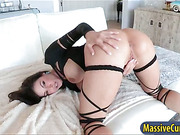 Big ass MILF Kendra Lust nailed n facial