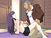 Bondage hentai girls brutally fucked by bandits